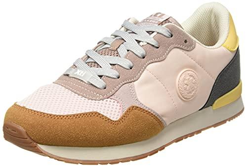 XTI 43106, Zapatillas Mujer, Nude, 40 EU