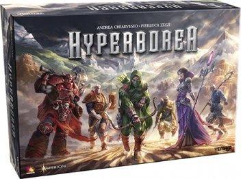 Asmodee 002494 - Hyperborea