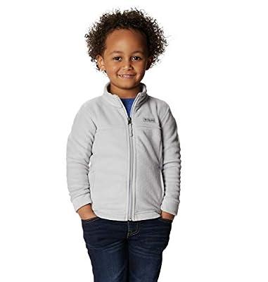 Columbia Little Boy's Steens Mt II Fleece Outerwear Slate Grey XX-Small