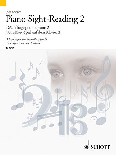 Piano Sight-Reading 2: A fresh approach (Schott Sight-Reading Series) (English Edition)