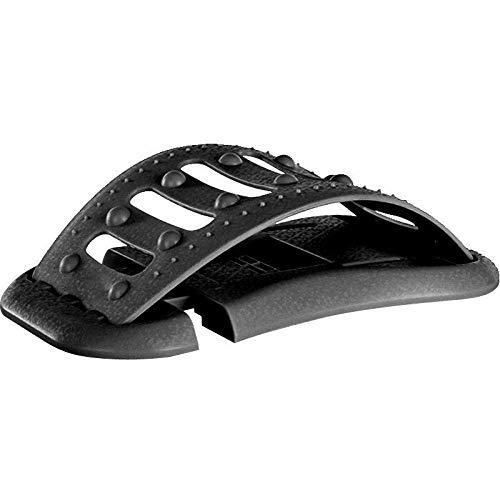 Dyna-Living Back Stretcher Rücken Strecker Wirbelsäulenstrecker Rückendehner Rückenstrecker Entspannung Rückenmassage Rückenstrecker Gerät (Black)