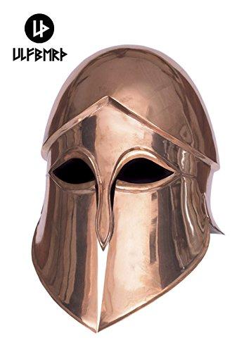 Ulfberth Korinthischer Helm aus Bronze Re-Enactment Griechen