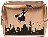 Mary Poppins Trousse da Viaggio Portatrucchi Disney Beauty Case da Donna