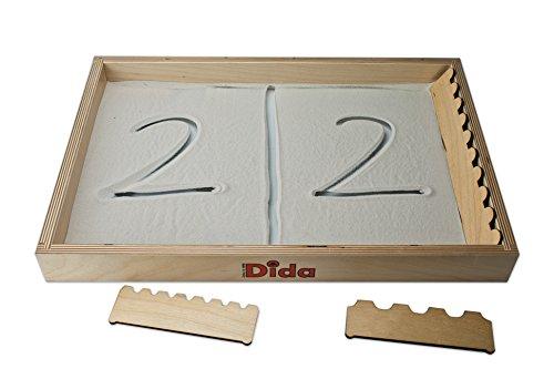 Dida - Pizarra de Arena Grande Montessori
