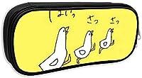 ペンケース 筆箱ケース 文房具 鉛筆のサック化粧ポーチ ラブラドール?レトリバー 多機能 鉛筆ケース ペン袋 文具収納 携帯便利 フィス用品 学生用