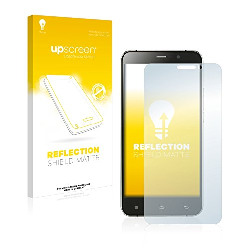upscreen Entspiegelungs-Schutzfolie kompatibel mit UMi Hammer S – Anti-Reflex Bildschirmschutz-Folie Matt