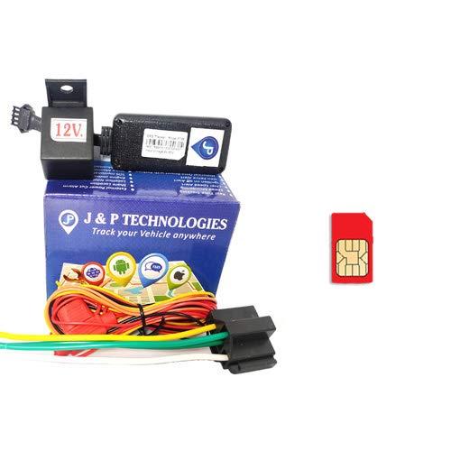 J&P Technologies - Waterproof GPS Tracker