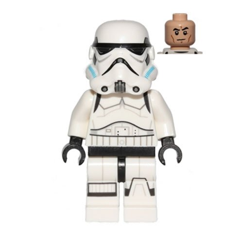 LEGO Stormtrooper with Blue Helmet Vents Minifigure
