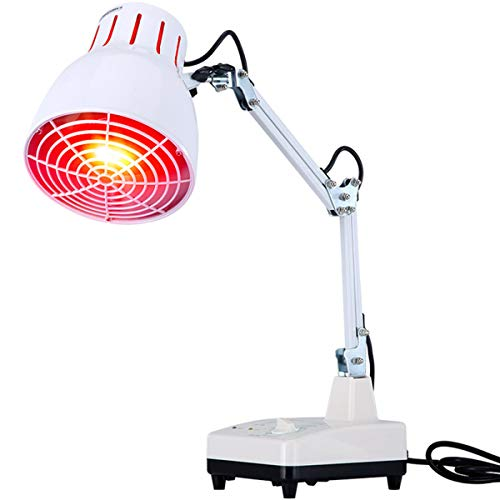 Read About YLTTZ TDP Infrared Heat Lamp, Mineral Therapy 100W for Effective Arthritis Pain Relief Im...