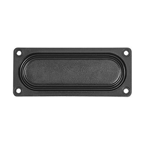 sourcing map 76mm Lautsprecher Passive Radiator Vibrationsplatte Subwoofer Vibrationsmembran