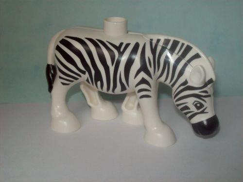 LEGO DUPLO Zoo Tiere Zebra