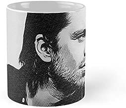 White Winter Wolf Soldier Mug - 11Oz Mug - Made From Ceramic