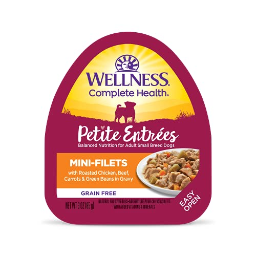 Wellness Petite Wet Small Breed Dog Food