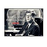 Posters John F. Kennedy Minimalismus Kunst Malerei Poster