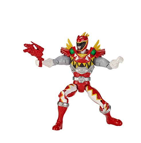 Power Rangers Dino Super Charge - 5' T-Rex Super Charge Red Ranger Action Figure