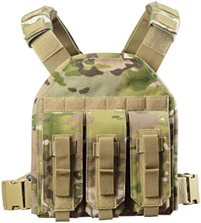 vAv YAKEDA Tactical CS Adjustable Vest CP Camouflage product image