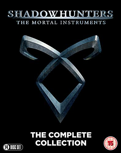 Shadowhunters Seasons 1,2 &3 Boxset - Blu-Ray