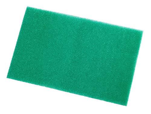 WENKO 2751011100 Tapis fraîcheur 47 x 30 cm, Tissu, Vert, 28 x 28 x 13 cm
