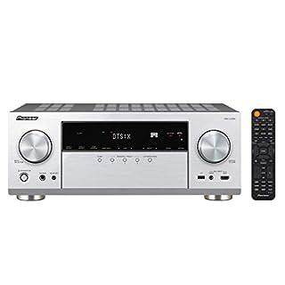 Ricevitore AV di rete a 7.2.2 canali con 9 amplificatori di potenza da 185 W ciascuno (6 Ohm, 1 kHz, THD 10%, 1 canale controllato) per offrire un'esperienza cinematografica e sonora simile a quella di un film Possibilità di streaming multiroom e ver...