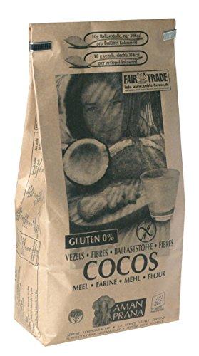 Aman Prana - Cocos Mehl Bio Fairtrade - 500g