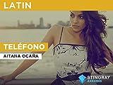 Teléfono in the Style of Aitana Ocaña
