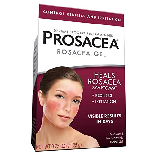 Prosacea – Controls Maskne Rosacea Symptoms of Redness, Pimples & Irritation – 0.75 Oz