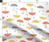 Regenschirm, Sommer, Regentropfen Stoffe - Individuell