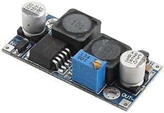 Step-Up Step-Down Fuente de alimentaci/ón M/ódulo LM2587 Lorsoul DC-DC Auto Boost Buck convertidor 3-35V a 1.25-30V 2A 18W Completa Gama de reguladores