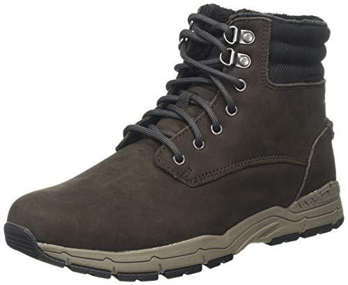 Regatta Herren Grafton Thermo' Leather Casual Combat Boots, Braun (Peat/Treetop 1g7), 41 EU