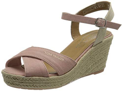 zalando damen sandalen keilabsatz