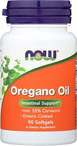 Now Foods Oregano Oil, Enteric Softgels, 90-Cou