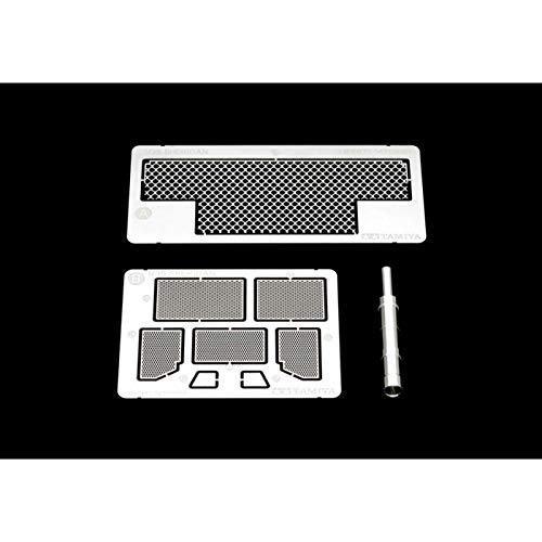 TAMIYA 12687 - 1:35 aluminium beschermbuis m. PE M551 Sheridan, modelbouw, knutselen, hobby, lijmen, accessoires, onderdelen