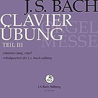 Bach, J.S.: Ubung Teil III