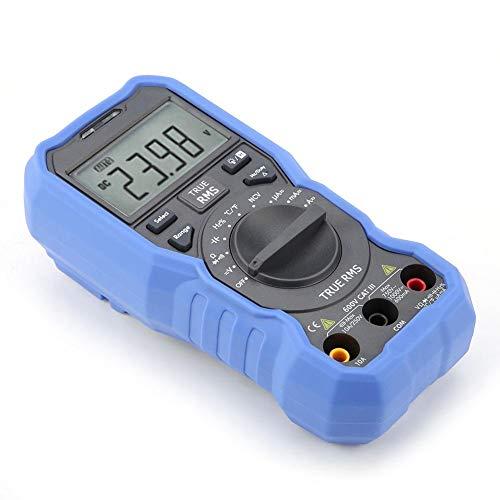 Jarchii Termómetro Digital, Sensor de Voltaje sin Contacto Multímetro Digital Registrador de Datos Termómetro para depuración de circuitos electrónicos Diseño de Prueba de circuitos(#1)