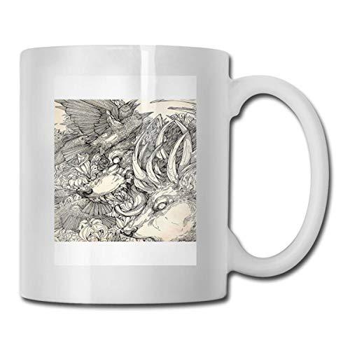 Vasos de cerámica Chaos Divine Código 330ml
