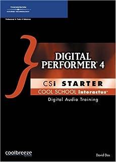 Digital Performer 4 CSi Starter