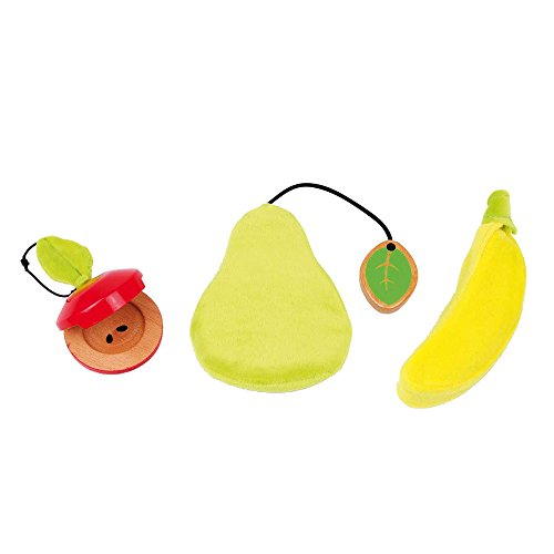 Small Foot Company - 8524 - Jouet Musical - Set Musical - Fruit