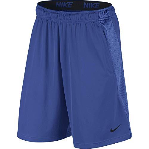 Nike Men's Dry Training Shorts, Game Royal/Game Royal/Black, X-Large