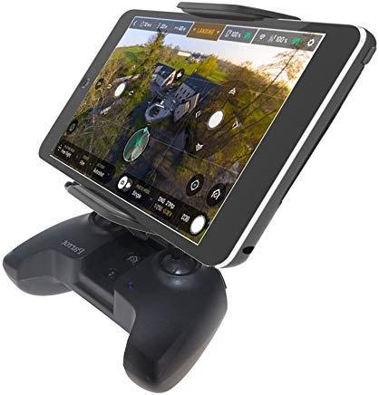 PENIVO ANAFI Fernbedienung Smartphone/Tablet Stents, Tragbare Halterung Verlängerung 4-12 Zoll Tablet Halterung Halterung für Parrot ANAFI Drohne Zubehör