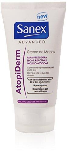 Sanex - Crema manos - Atopiderm - 75ml