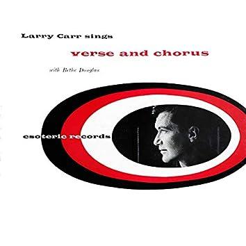 Sings Verse & Chorus