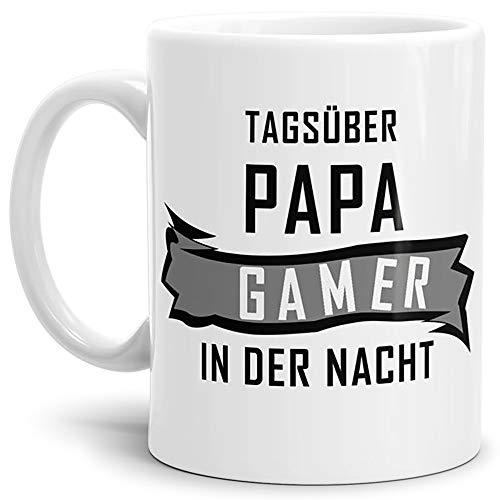 Tasse mit Spruch Gamer - Kaffeetasse/Mug/Cup - Qualität Made in Germany