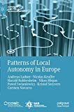 Patterns of Local Autonomy in Europe (Governance and Public Management) - Andreas Ladner