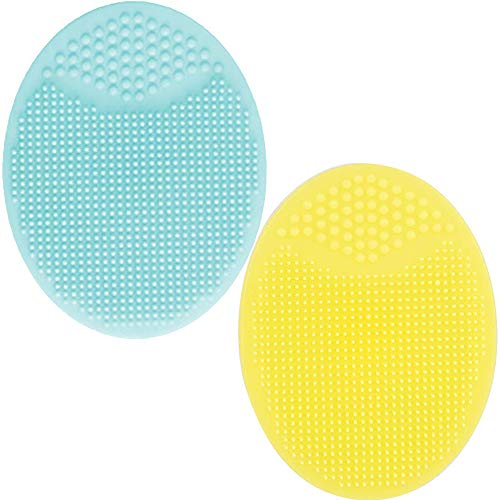 Niuta Silicone Facial Cleansing Brush Face Brush Exfoliating
