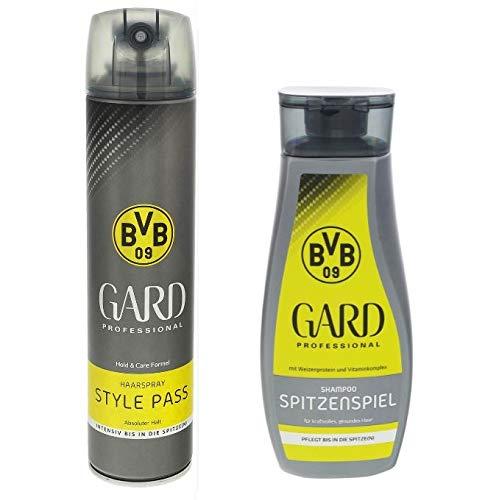 BVB Style Gard Haarspray + Shampoo Spitzenspiel absoluter Halt je 250ml
