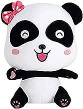 Doll Cartoon Plush Toy Gift 35Cm, Lovely Soft Panda Relax At Office Funny Panda Wedding Kid Gift