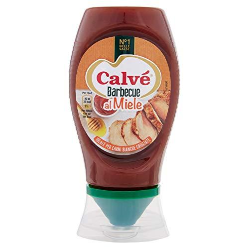 Calvé Salsa Barbecue al Miele, 250ml