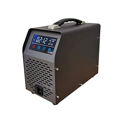 MOSHANG Purificador de Aire portátil, hogar 20000mg Generador de ozono Comercial Industrial O3 Ozono Purificador de Aire para el hogar, Oficina, Hotel, Restaurante (Amarillo) (Color : A)