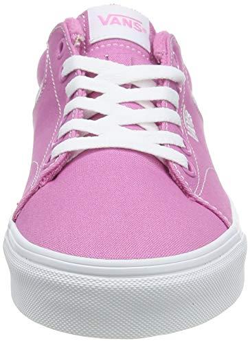 Vans SELDAN, Sneaker Donna, Rosa ((Canvas) Fuchsia Pink/White XXU), 38 EU