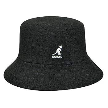 Kangol Bermuda Bucket Hat Black Large